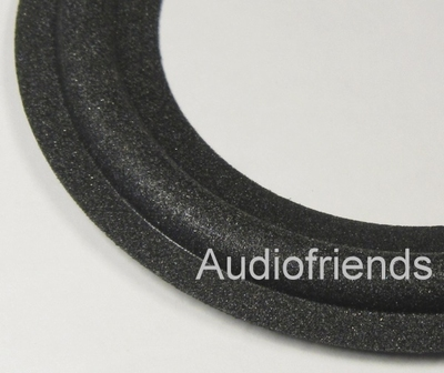 1 x Foamrand voor 4 inch Clarion SE4270 auto-speaker