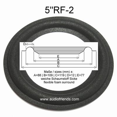 30 x Foam surrounds RFT BR25, BR26, BR50, BR100, 7102