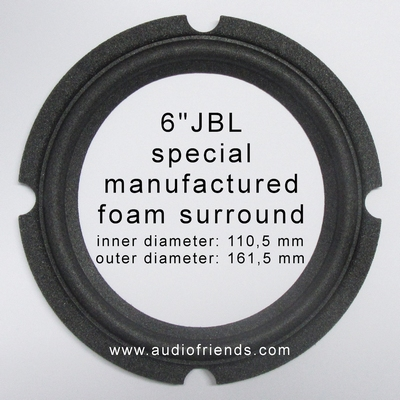1 x Foam surround for subwoofer JBL Control SB5 - C5003