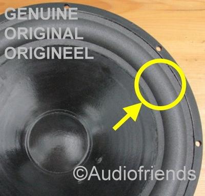 1 x Foamrand ORIGINEEL for reparatie I.Q 5180 speaker