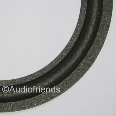 1 x Foam surround for repair Magnat Magnastar subwoofer