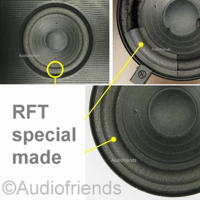 12 x Foamrand voor RFT BR25, BR26, BR50, BR100, 7102