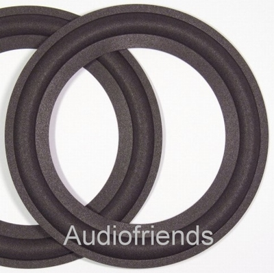 4 x Flexible Schaumstoff Sicke JBL - JBL 706G - L1, L5 Bass