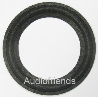 10 x Foamrand 3 inch voor RFT L7154 luidspreker