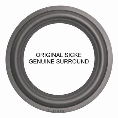 Backes & Müller BM6, BM8, BM10, BM12, BM20 ORIGINELE rand