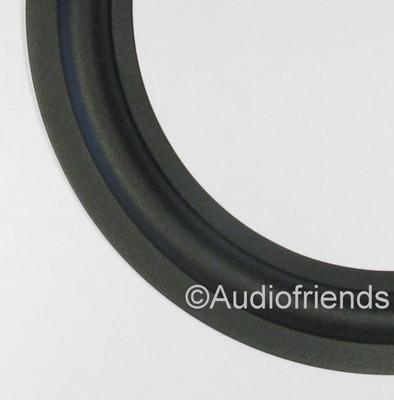 8 inch RUBBER surround for power/car speaker repair