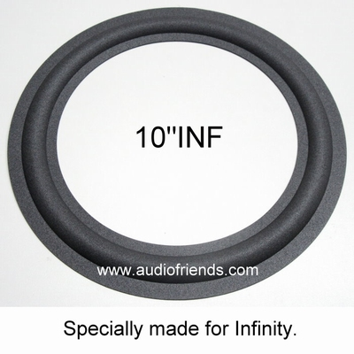 10 inch FOAM surround for speaker repair