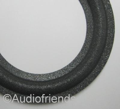 1 x Foamrand voor midrange Jamo CL25, CL30 - W23345