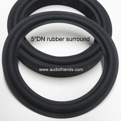 1 x Originele RUBBER rand Dynaudio 15W75 (Kurt M.)