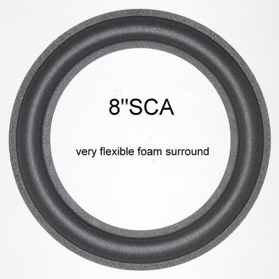 1 x Genuine Foam Surround for repair Scanspeak 21W/8553