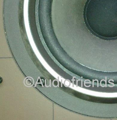 1 x Schaumstoff Sicke für Subwoofer Jamo SW30 - W-20369