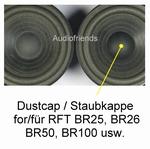 6 x Staubkappe für RFT BR25, BR26, BR50, BR100, 7102