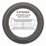1 x Schaumstoff Sicke für Peerless WF165 - 833429