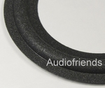 1 x Schaumstoff Sicke für 4 Zoll Clarion SE4270 auto-speaker