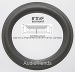 1 x GENUINE foam surround for repair VIFA M21WN woofer