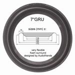 1 x Schaumstoff Sicke für Reparatur Grundig Hifi-Box 416