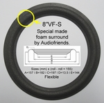 1 x Foam surround for various Onkyo speakers
