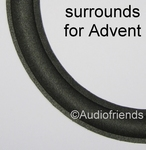 1 x Foam surround for repair Advent 5000, 5002, 5012