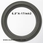 1 x Schaumstoff Sicke für Reparatur Mitteltöner Onkyo SC-950