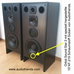 Orbid Sound Jupiter / Peerless Cat.no 831746 > 1x Sicke