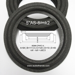 1 x Foam surround for repair Heco TMC134 - 130mm.