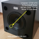 Orbid Sound Super Nova 1B, 2B, 4B > 1x Foam surround