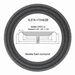 1 x Foam Sicke für Reparatur Quadral allsonic SM 90II