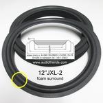 1 x Foamrand voor reparatie Technics SB-X700 speaker
