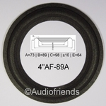 1 x Foam surround for repair Visonik 50 speaker
