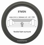 1 x Foamrand voor Bang & Olufsen Beovox S50 woofer