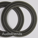 1 x Foam surround for repair Meyer speaker - ST85 woofer