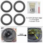 Magnat Project 4.1 - reparatieset foam luidspreker