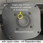 Focal JMlab Profil 55, 66, 77- 1x Foam surround for tweeter