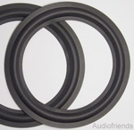 1 x RUBBER surround for repair Bose 301, 305, 601 woofer