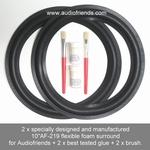 Braun L730, L830 Reparatieset voor speakers