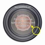 3 inch FOAM surround for repair - 1 piece