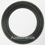 3 inch FOAM surround for speaker repair - 1 piece
