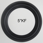 5 inch RUBBER surround for speaker repair