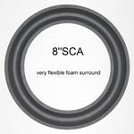 8 inch FOAM Kurt Müller surround for Scan-Speak repair