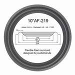 10 inch FOAM rand voor o.a. reparatie voor Braun