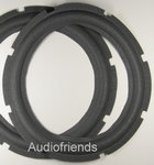 10 inch FOAM Kurt Müller surround for Quadral