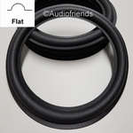 10 inch FOAM surround FLAT inner lip for repair JL-Audio