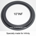 10 inch FOAM surround for speaker repair