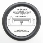 11 inch FOAM Kurt Müller SR250 rand voor Dynaudio