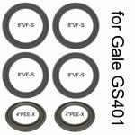 Gale 401 / 401a / GS401a - Reparatieset foam surrounds