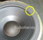 1 x Schaumstoff Sicke für Reparatur Pioneer S-510 speaker