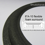 Braun SM1003, Concert 70 - 1x Foam surround for repair