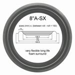 Infinity Reference 60 - Reparatieset foamranden