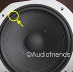 1 x Foam surround 12 inch for different Revox woofers