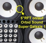 1 x Foam surround for repairOrbid Sound Galaxis